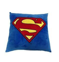 SUPERMAN SIMBOLO COJIN CUADRADO DC COMICS