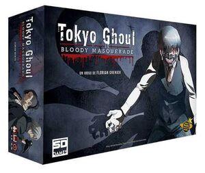 TOKYO GHOUL - BLOODY MASQUERADE - JUEGO DE MESA