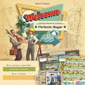 WELCOME HACIA EL PERFECTO HOGAR JCNC EXP 2: INVASION ZOMBI/CAMION HELADOS