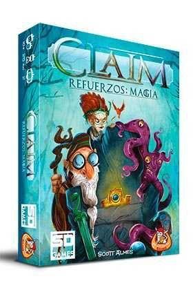 CLAIM REFUERZOS: MAGIA