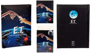E.T. LIBRETA CON LUZ E.T.