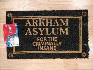 LIGA DE LA JUSTICIA FELPUDO ARKHAM ASYLUM 60X40 DC COMICS