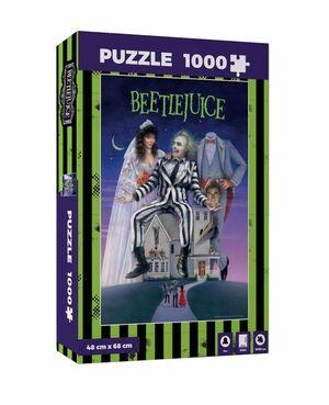 BEETLEJUICE PUZZLE 1000 PIEZAS POSTER BEETLEJUICE