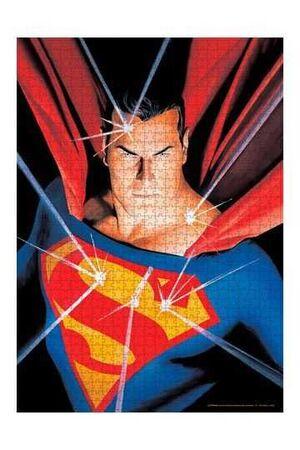 SUPERMAN PUZZLE 1000 PIEZAS UNIVERSO DC