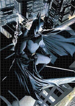 BATMAN PUZZLE 1000 PIEZAS VIGILANTE UNIVERSO DC