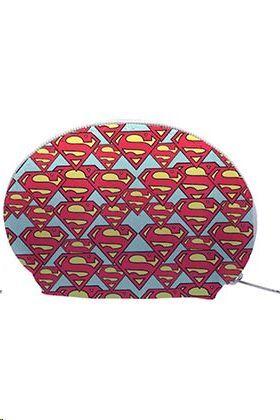 SUPERMAN ESTUCHE OVALADO