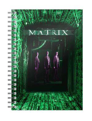 MATRIX LIBRETA ESPIRAL INEVITABILITY