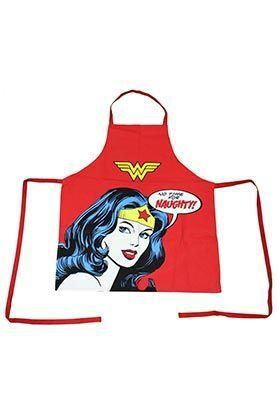 DC COMICS DELANTAL WONDER WOMAN