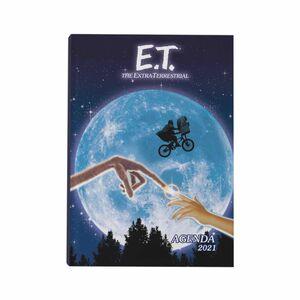 AGENDA 2021 E.T. EL EXTRATERRESTRE E.T. POSTER