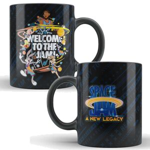 SPACE JAM 2 LOONEY TUNES TAZA WELCOME TO THE JAM