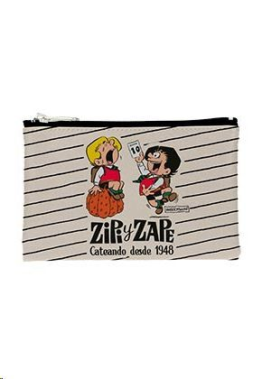ZIPI Y ZAPE  DESDE 1948 ESTUCHE RECTANGULAR