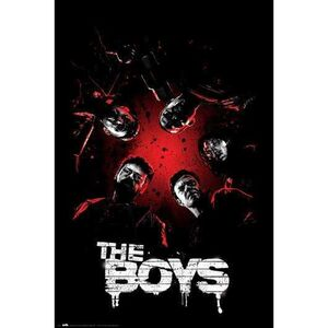 POSTER THE BOYS ONE SHEET 61 X 91 CM