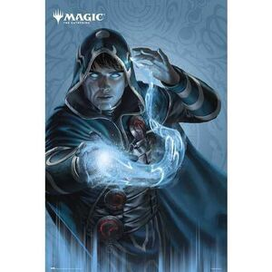 POSTER MAGIC THE GATHERING JACE 61 X 91 CM