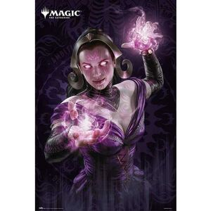 POSTER MAGIC THE GATHERING LILIANA 61 X 91 CM