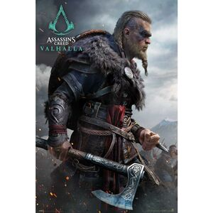 POSTER ASSASSIN´S CREED VALHALLA 1 61 X 91 CM