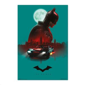 POSTER BATMAN HERO 61 X 91 CM
