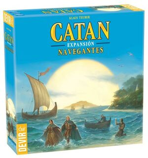 COLONOS DE CATAN NAVEGANTES