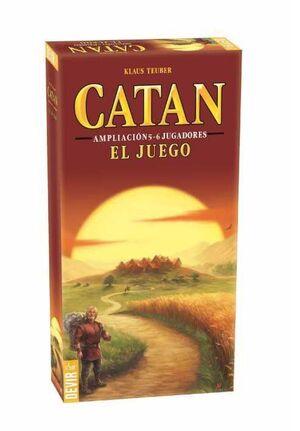COLONOS DE CATAN EXPANSION 5-6 JUGADORES