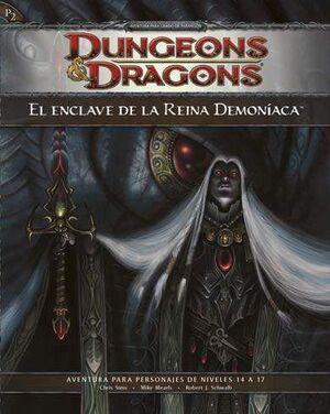 DD4: EL ENCLAVE DE LA REINA DEMONIACA