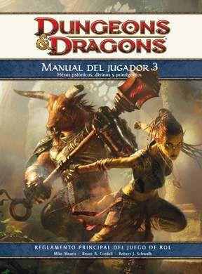DD4: MANUAL DEL JUGADOR III