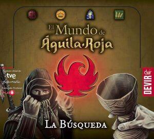 EL MUNDO DE AGUILA ROJA - LA BUSQUEDA SOBRE