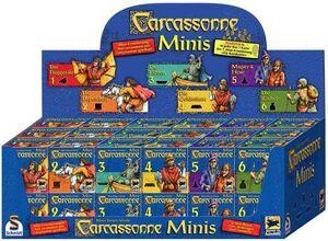 CARCASSONNE MINI EXPANSION 2. DESPACHOS