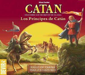COLONOS DE CATAN LOS PRINCIPES DE CATAN