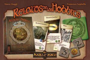 RELATOS DE LOS HOBBITS (EL ANILLO UNICO - CARTAS)