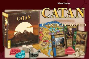 CATAN EL ANTIGUO EGIPTO (ED. LIMITADA)