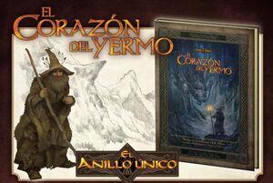 EL ANILLO UNICO JDR. EL CORAZON DEL YERMO
