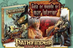 PATHFINDER JDR: GUIA DEL MUNDO DEL MAR INTERIOR
