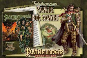 PATHFINDER JDR FORJADOR DE REYES 4. SANGRE POR SANGRE
