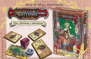 DRAGONES Y GALLINAS
