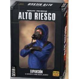 RESCATE: ALTO RIESGO