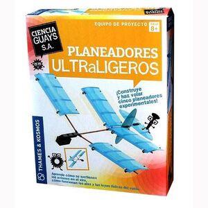 PLANEADORES ULTRALIGEROS