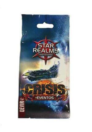 STAR REALMS CRISIS. EVENTOS MINIEXPANSION