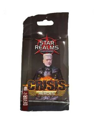 STAR REALMS CRISIS. HEROES MINIEXPANSION