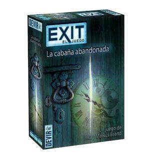 EXIT EL JUEGO 01 LA CABAÑA ABANDONADA