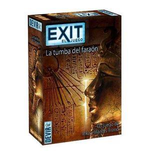 EXIT EL JUEGO 02 LA TUMBA DEL FARAON