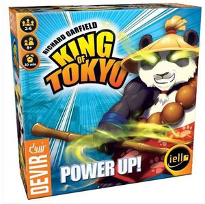 KING OF TOKYO. POWER UP