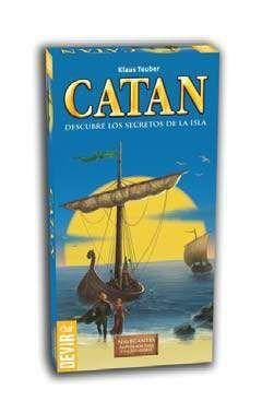 COLONOS DE CATAN NAVEGANTES EXP. 5-6 JUG.