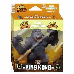 KING OF TOKYO / NEW YORK SERIE MONSTRUOS - KING KONG
