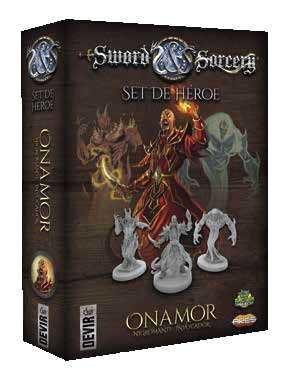 SWORD AND SORCERY. SET DE HEROE: ONAMOR