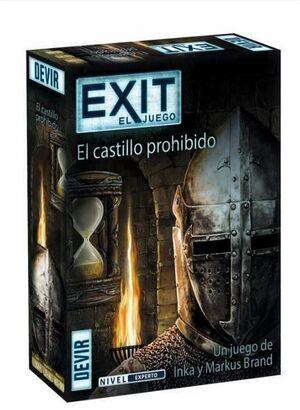 EXIT EL JUEGO 04 EL CASTILLO PROHIBIDO