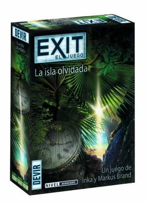 EXIT EL JUEGO 05 LA ISLA OLVIDADA