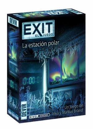 EXIT EL JUEGO 06 LA ESTACION POLAR