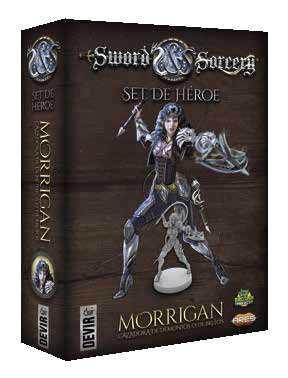 SWORD AND SORCERY. SET DE HEROE: MORRIGAN
