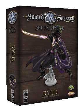 SWORD AND SORCERY. SET DE HEROE: RYLD