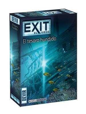 EXIT EL JUEGO 08 EL TESORO HUNDIDO