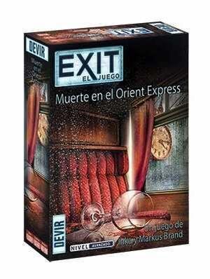 EXIT EL JUEGO 07 MUERTE EN EL ORIENT EXPRESS